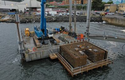 Nearshore Construction Naval Architectural Support