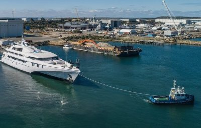 JH143 Shipyard Risk Scope – White Rabbit