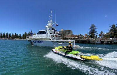 Lord Howe Island – Sea Rescue Mooring